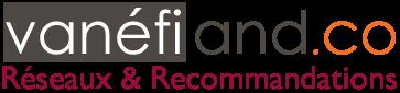 Vanefi and co: Réseaux et Recommandations | Cooptation Lorraine